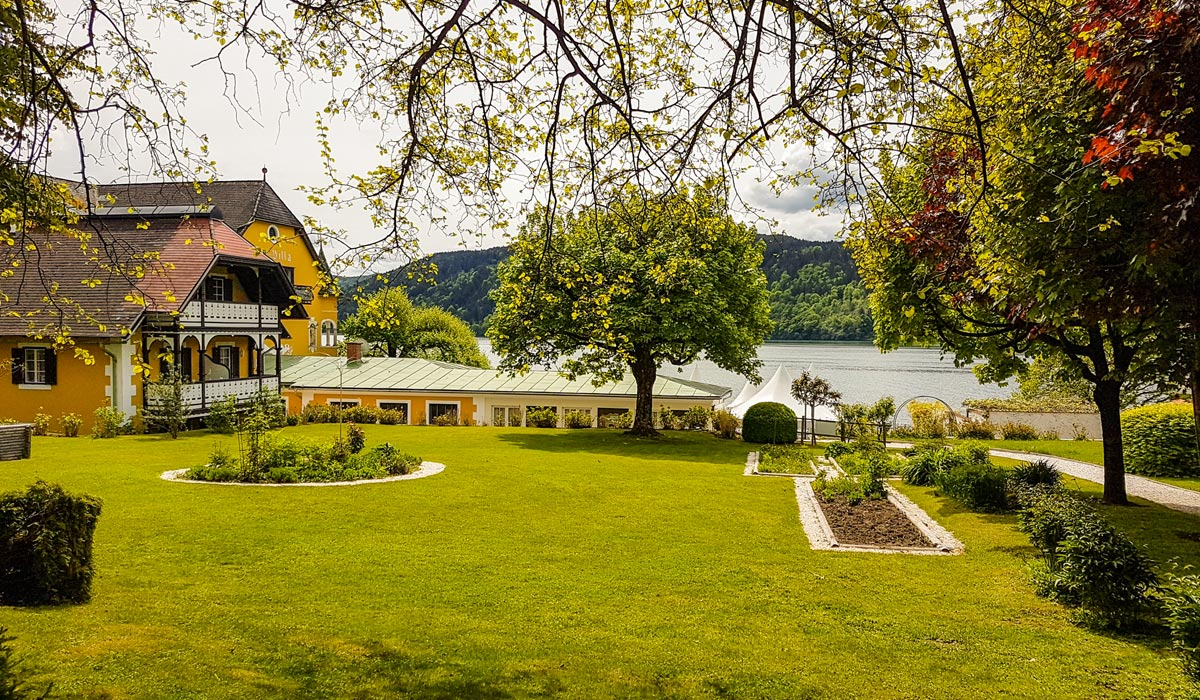 Garten See-Villa