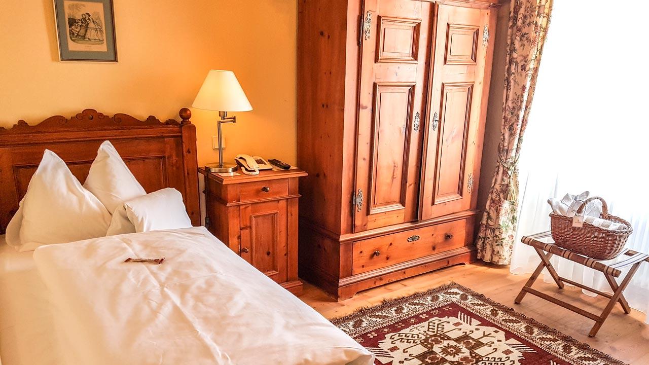 Einzelzimmer See-Villa
