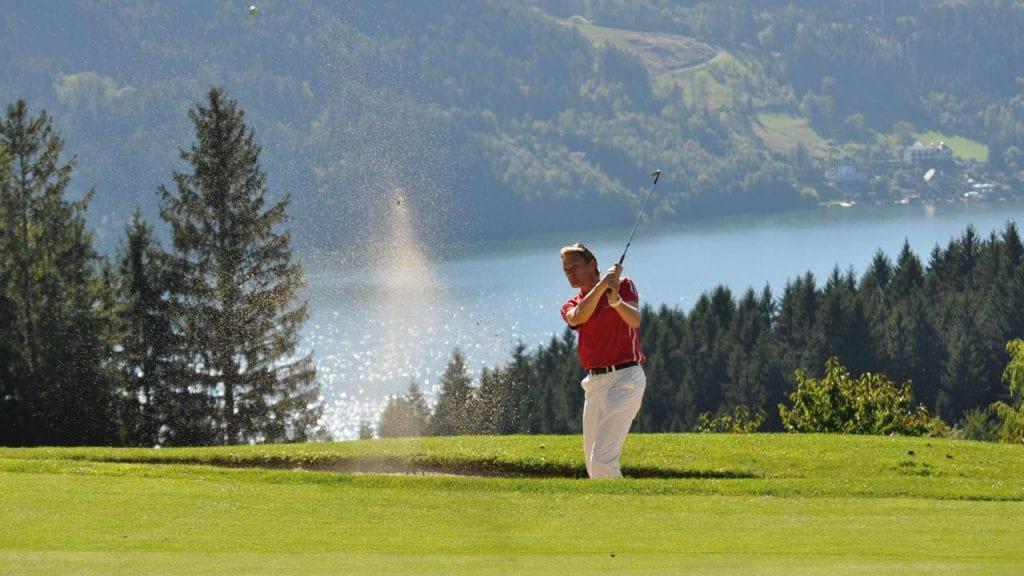 Golf am Millstätter See