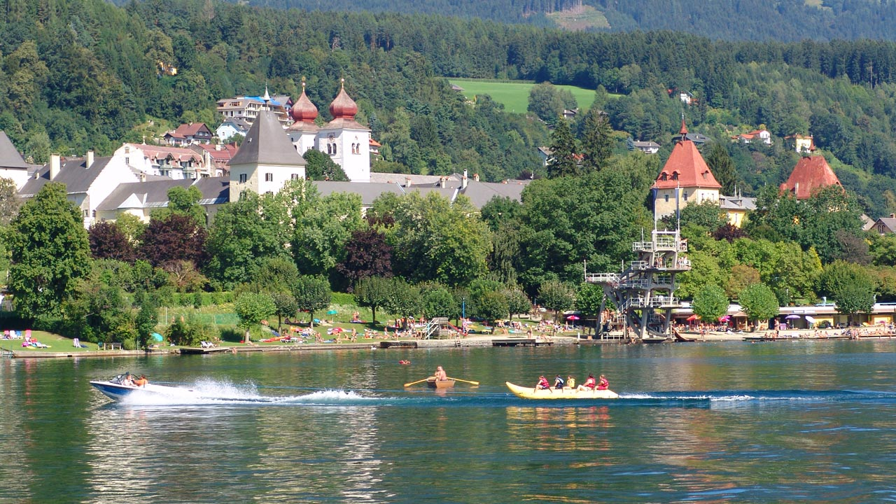 Hotels In Millstatt Am See
