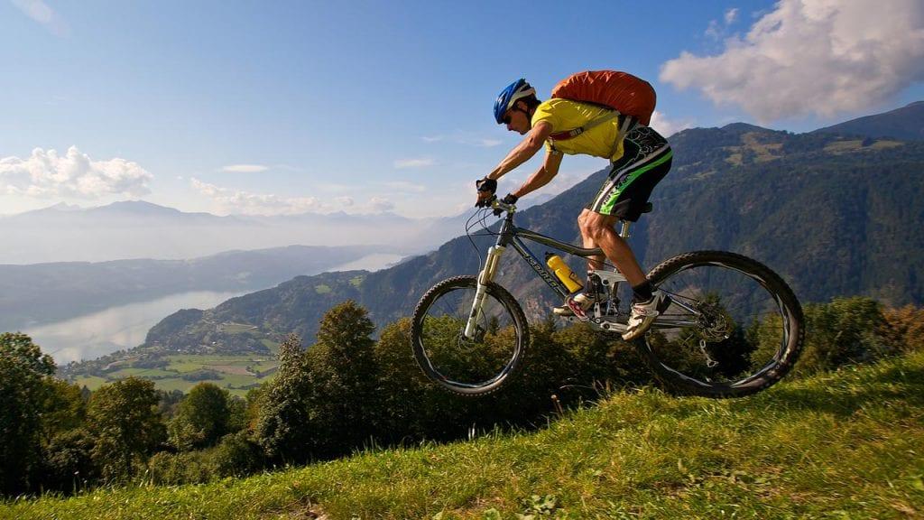 Radfahren und MTB
