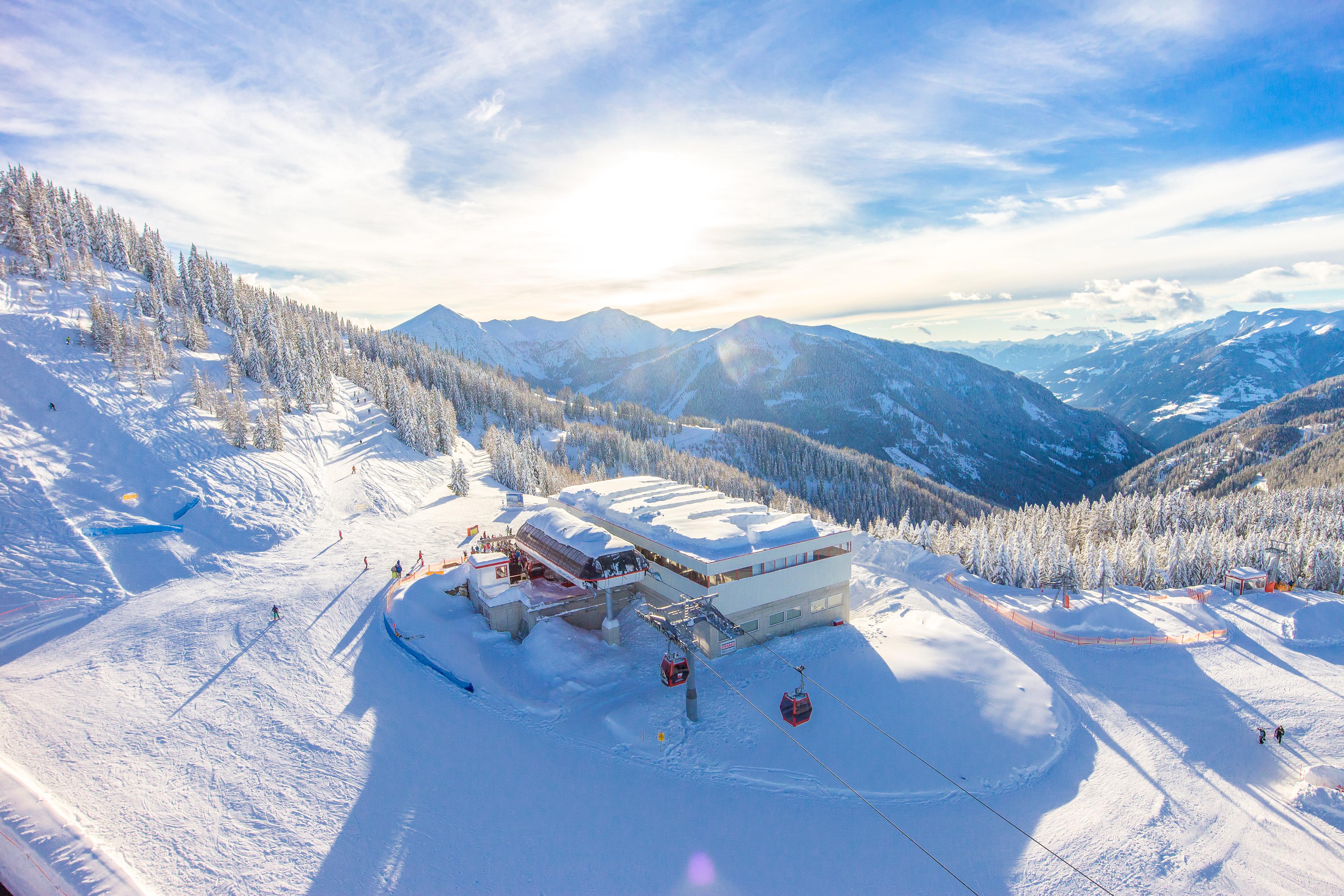 goldeck perfektes skiwetter